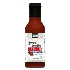 Aubrey D. Sweet & Spicy Korean Style Ketchup with Gochujang
