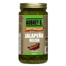 Aubrey D. Jalapeño Relish