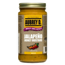 Aubrey D. Jalapeño Honey Mustard