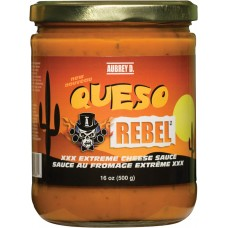 Aubrey D. Rebel XXXtra Hot Queso