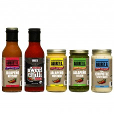 Aubrey D. Ultimate BBQ Assortment