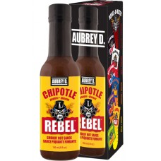 Aubrey D. Rebel Chipotle Hot Sauce