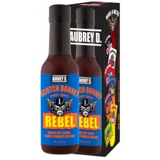 Aubrey D. Rebel Scotch Bonnet Hot Sauce